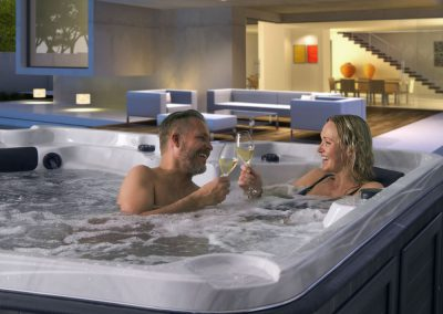 We time is me time together with Arctic Spas