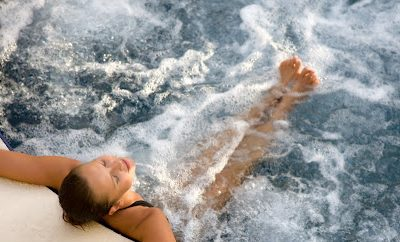 A Hot Tub and a Good Book – What Else Does a Mom Need?
