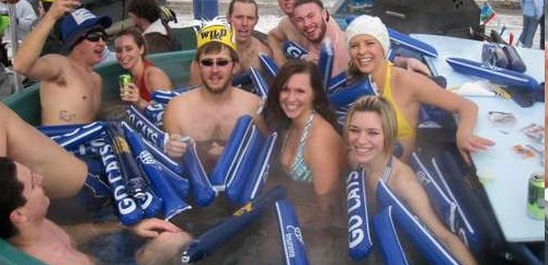 Hot Tub Tailgating: Planning the Perfect Game Day Hot Tub Party